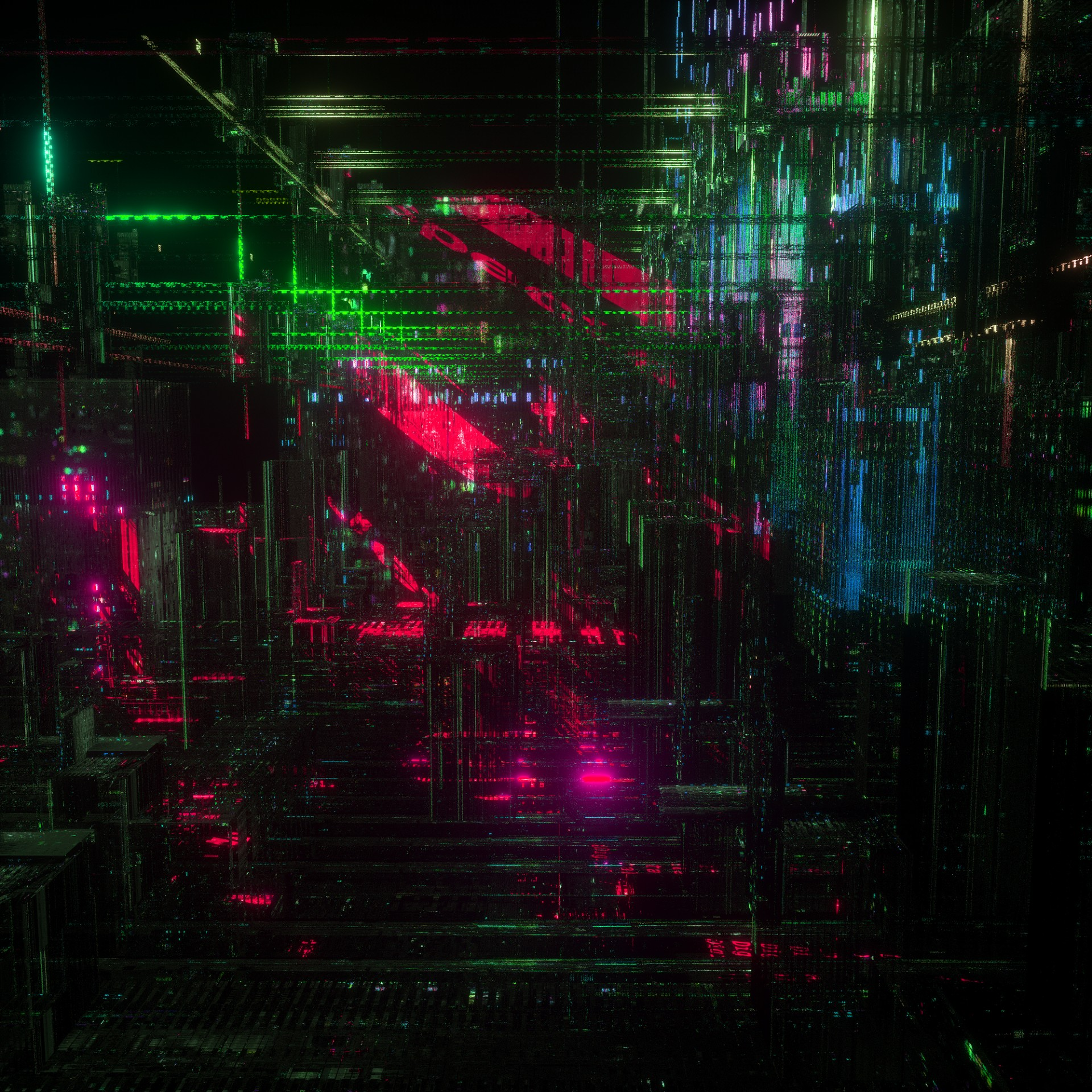 GEORG FASSWALD DIGITALISM EP ARTWORKS